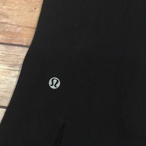 lululemon athletica Pants - Lululemon Gather and Crow Pink Crops, Size 6-8
